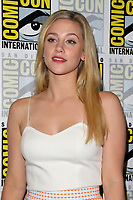SAN DIEGO - July 22:  Lili Reinhart at Comic-Con Saturday 2017 at the Comic-Con International Convention on July 22, 2017 in San Diego, CA