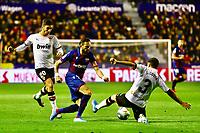 2019.12.07 La Liga Levate VS Valencia CF