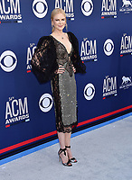 LAS VEGAS, CA - APRIL 07: Nicole Kidman attends the 54th Academy Of Country Music Awards at MGM Grand Hotel &amp; Casino on April 07, 2019 in Las Vegas, Nevada.<br /> CAP/ROT/TM<br /> &copy;TM/ROT/Capital Pictures