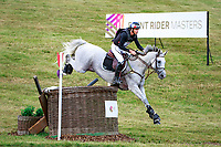 FRA-Thomas Carlile rides Upsilon to take the Title during the CIC3* ERM Cross Country. 2017 GBR-St James's Place Weath Management Barbury Castle International Horse Trials. Sunday 9 July. Copyright Photo: Libby Law Photography