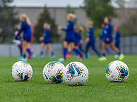 Minneapolis, MN - September 1, 2019:  The USWNT trained in preparation for an international friendly against Portugal.