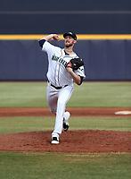 Max Povse - Peoria Javelinas - 2017 Arizona Fall League (Bill Mitchell)