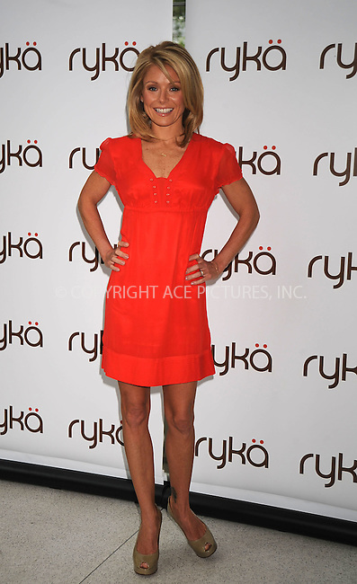 WWW.ACEPIXS.COM . . . . . ....May 15 2008, New york City....Actress and TV personality Kelly Ripa was at the Museum of Natural History on the Upper West Side of Manhattan as the spokesperson for RYKA sportswear.....Please byline: KRISTIN CALLAHAN - ACEPIXS.COM.. . . . . . ..Ace Pictures, Inc:  ..(646) 769 0430..e-mail: info@acepixs.com..web: http://www.acepixs.com