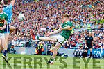 Tommy Walsh, Kerry during the GAA Football All-Ireland Senior Championship Final match between Kerry and Dublin at Croke Park in Dublin on Sunday.