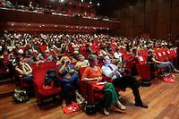 La platea femminile<br /> Roma 04/07/2013 Auditorium Parco della Musica. Assemblea delle donne della CGIL. Le donne che cambiano.<br /> Photo Samantha Zucchi Insidefoto