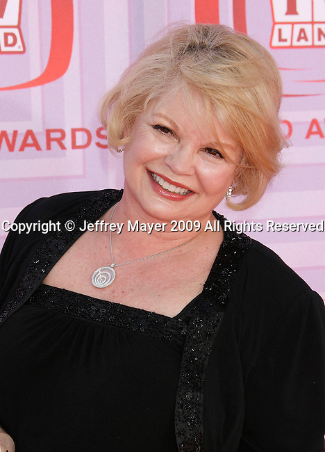UNIVERSAL CITY, CA. - April 19: Kathy Garver arrives at the 2009 TV Land Awards at the Gibson Amphitheatre on April 19, 2009 in Universal City, California.