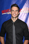 Cheyenne Jackson attending the Opening Night Performance of Perez Hilton in 'NEWSical The Musical' at the Kirk Theatre  in New York City on September 17, 2012.