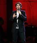 Josh Groban performs Madison Square Garding New York, Ny November 14, 2011