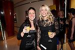 CIPR Cymru 2012.Donna Lloyd & Lauren Ashall.Cardiff Hilton.19.10.12.©Steve Pope