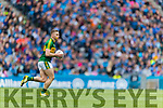Peter Crowley Kerry in action against  Dublin at the National League Final in Croke Park on Sunday.