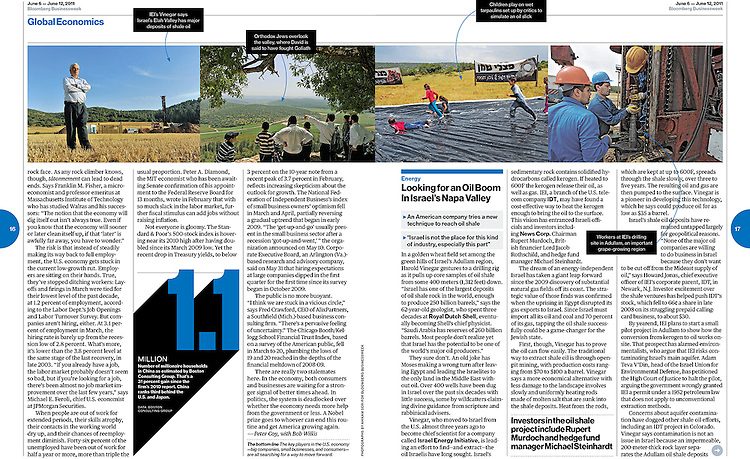 Bloomberg Businessweek, US - June 6, 2011