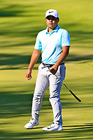 Miguel Tabuena (PHI) in action during the first round of the Afrasia Bank Mauritius Open played at Heritage Golf Club, Domaine Bel Ombre, Mauritius. 30/11/2017.<br /> Picture: Golffile | Phil Inglis<br /> <br /> <br /> All photo usage must carry mandatory copyright credit (&copy; Golffile | Phil Inglis)