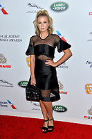 BEVERLY HILLS, CA. October 26, 2018: Eliza Bennett at the 2018 British Academy Britannia Awards at the Beverly Hilton Hotel.<br /> Picture: Paul Smith/Featureflash