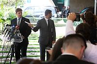 BRASILIA, DF, 28.11.2018 - CANUTO-CCBB-   Gustavo Canuto, indicado como novo ministro do Desenvolvimento Regional, durante entrevista no CCBB, onde ocorre a transição do Governo, nesta quarta, 28. (Foto:Ed Ferreira / Brazil Photo Press)
