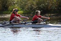 Race: 106  W.J14.2x   [221]Evesham RC - EVE-Dufty  vs [222]Queens Park H Sch - QPH-Dixon <br /> <br /> Ross Regatta 2017 - Monday<br /> <br /> To purchase this photo, or to see pricing information for Prints and Downloads, click the blue 'Add to Cart' button at the top-right of the page.