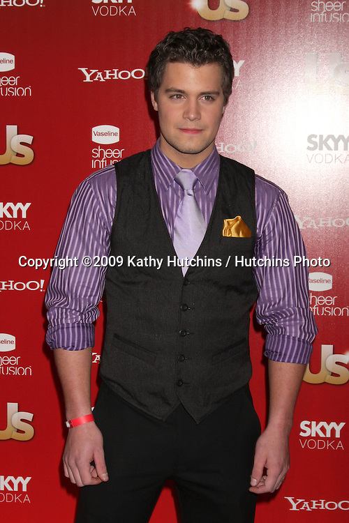 Levi Johnston.arriving at the 2009 US Weekly Hot Hollywood Party.Voyeur.West Hiollywood,  CA.November 18, 2009.©2009 Kathy Hutchins / Hutchins Photo.