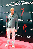 Rhys Ifans - The Amazing Spider-Man - photocall in Madrid NORTEPHOTO.COM<br />