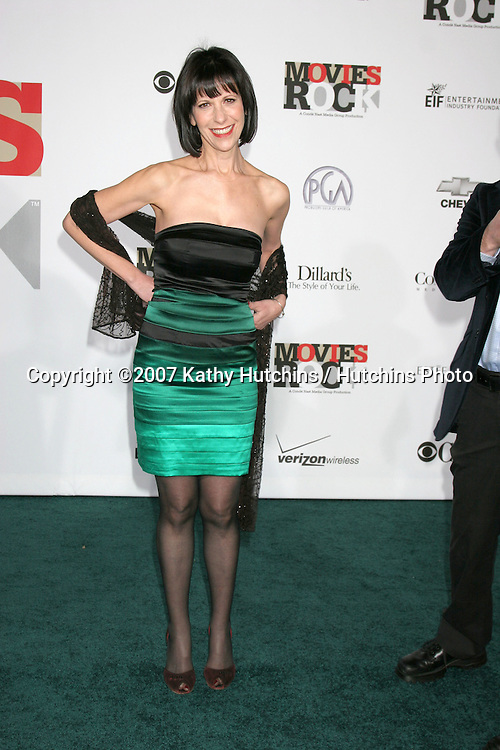 "Ellen Greene.""Movies Rock"" Arrivals 2007.Kodak Theater.Los Angeels,  CA.December 2, 2007.©2007 Kathy Hutchins / Hutchins Photo..."