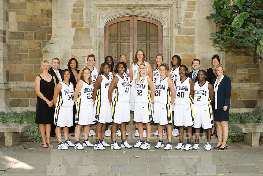 2006-07 Women's Basketball
