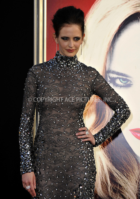 WWW.ACEPIXS.COM . . . . .  ....May 7 2012, LA....Eva Green arriving at the premiere of 'Dark Shadows' at Grauman's Chinese Theatre on May 7, 2012 in Hollywood, California.....Please byline: PETER WEST - ACE PICTURES.... *** ***..Ace Pictures, Inc:  ..Philip Vaughan (212) 243-8787 or (646) 769 0430..e-mail: info@acepixs.com..web: http://www.acepixs.com