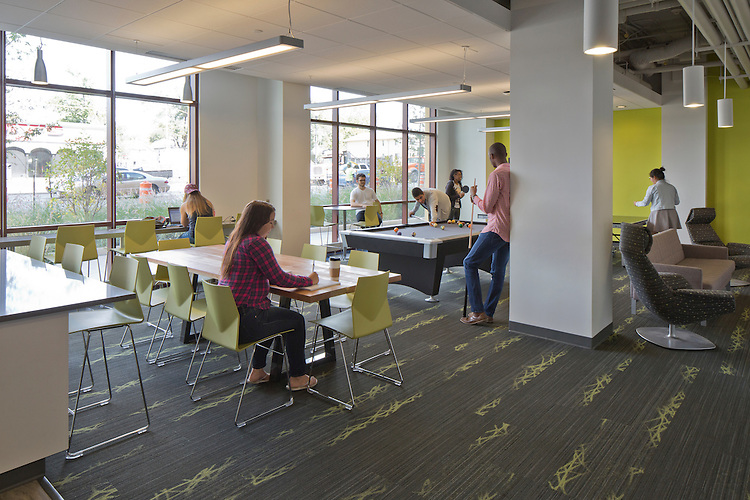 The Ohio State University North Residential District Transformation | HKS, Acock Associates Architects, Schooley Caldwell Associates Architects, Messer Construction, Korda Engineering, SMBH, Inc. and KZF Design The Ohio State University North Residential District Transformation | HKS, Acock Associates Architects, Schooley Caldwell Associates Architects, Messer Construction, Korda Engineering, SMBH, Inc. and KZF Design