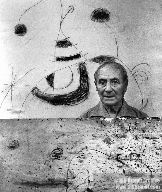 Joan Miro, 1968