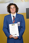 Triathlon Girls Winner - Rebecca Spence. ASB College Sport Young Sportsperson of the Year Awards 2006, held at Eden Park on Thursday 16th of November 2006.<br />
