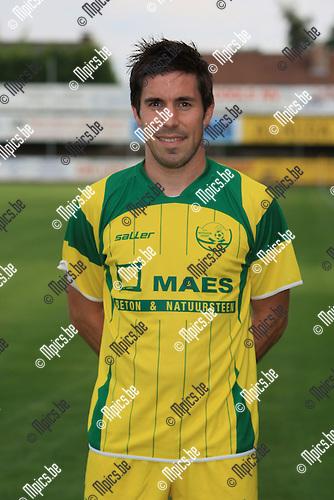 2010-06-22 / Voetbal / seizoen 2010-2011 / Witgoor Dessel / Andy Malfliet..Foto: mpics