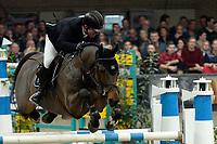 ZUIDBROEK - Paardensport, ICCH Zuidbroek, springen internationaal Grote Prijs , 05-01-2019, Gerco Schroder met Glocl's Dobelensky