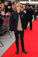 """Rupert Grint arrives for the """"Postman Pat"""" premiere at the Odeon West End, Leicester Square, London. 11/05/2014 Picture by: Steve Vas / Featureflash"""