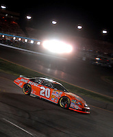 Apr 22, 2006; Phoenix, AZ, USA; Nascar Nextel Cup driver Tony Stewart of the (20) Home Depot Chevrolet Monte Carlo during the Subway Fresh 500 at Phoenix International Raceway. Mandatory Credit: Mark J. Rebilas-US PRESSWIRE Copyright © 2006 Mark J. Rebilas..