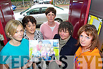 WORRIED: Members of the Chernobyl Children's Fund Tralee & District committee who are worried about the ban placed on Chernobyl children travelling abroad, l-r: Catherine O'Connor, Joan Griffin, Siobha?n Clear, Mary O'Keeffe and Helen O'Keeffe.   Copyright Kerry's Eye 2008