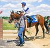 Tiz Always His Way winning at Delaware Park on 6/26/17