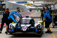 10th January 2020; The Bend Motosport Park, Tailem Bend, South Australia, Australia; Asian Le Mans, 4 Hours of the Bend, Practice Day; The number 3 Nielsen Racing LMP3 driven by Garett Grist, Rob Hodes, Charles Crews during the team test - Editorial Use