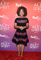 NEW YORK, NY - JUNE 11: Gina F. Adams pictured at the 'Ailey Spirit Gala Benefit at the David H. Koch Theater , New York City ,June 11, 2014 © HP/Starlitepics.