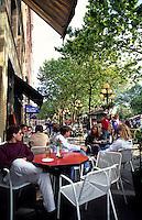 Pioneer Square Restaurant, city of Seattle, Washinton, USA