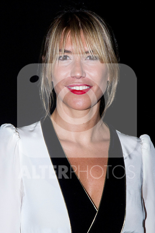 01.09.2012. Celebrities attending the Miguel Palacio fashion show during the Mercedes-Benz Fashion Week Madrid Spring/Summer 2013 at Ifema. In the image Raquel Meroño (Alterphotos/Marta Gonzalez)