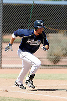 Matthew Clark  - San Diego Padres - 2009 spring training.Photo by:  Bill Mitchell/Four Seam Images