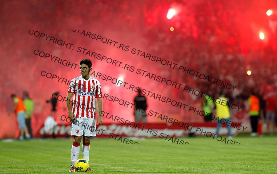 Fudbal Super liga season 2012-2013.Jagodina v Crvena Zvezda .Kadu.Jagodina, 05.03.2013..foto: Srdjan Stevanovic/Starsportphoto ©