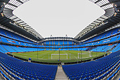 3rd December 2017, Etihad Stadium, Manchester, England; EPL Premier League football, Manchester City versus West Ham United; Etihad Stadium