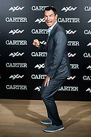 Photocall with Jerry O'Connell for the Carter series in AXN<br /> November 7, 2019. <br /> (ALTERPHOTOS/David Jar)<br /> Photo Alterphotos / Insidefoto ITALY ONLY