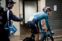 Andrey Amador (CRI/Movistar)<br /> <br /> Stage 9 (ITT): Riccione to San Marino (34.7km)<br /> 102nd Giro d'Italia 2019<br /> <br /> ©kramon