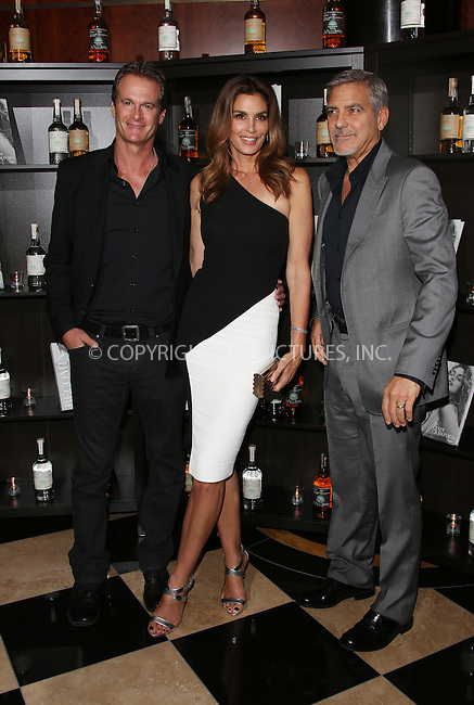 WWW.ACEPIXS.COM<br /> <br /> October 1 2015, London<br /> <br /> Rande Gerber, Cindy Crawford and George Clooney attend the Casamingos Tequila &amp; Cindy Crawford book launch party at The Beaumont Hotel on October 1, 2015 in London, England.<br /> <br /> By Line: Famous/ACE Pictures<br /> <br /> <br /> ACE Pictures, Inc.<br /> tel: 646 769 0430<br /> Email: info@acepixs.com<br /> www.acepixs.com