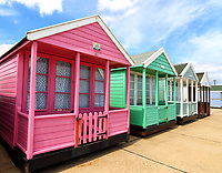 JUL 12 Beach Huts in Southwold