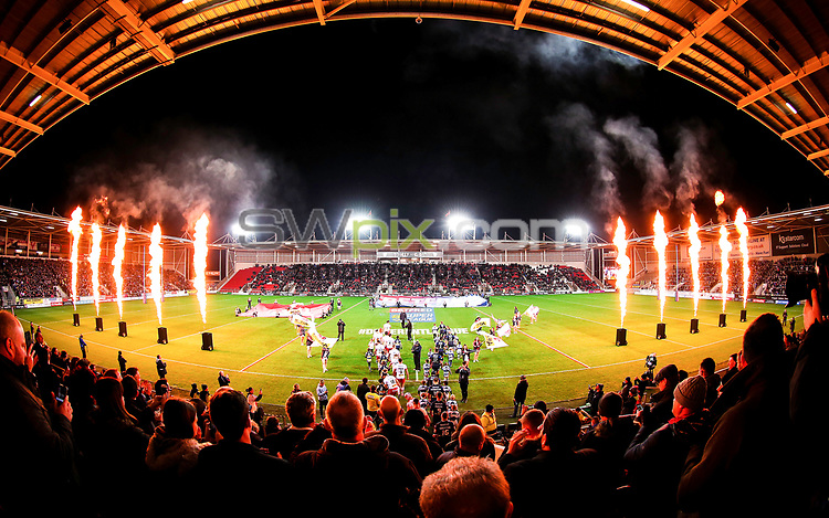 Picture by SWpix.com - Totally Wicked Stadium, St Helens, England - St Helens will play host to the Rugby League World Cup 2021.