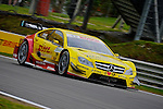 David Coulthard - Mucke Motorsport DTM AMG Mercedes C-Coupe