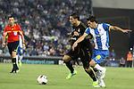 Liga BBVA, Cornella - el Prat- El Espanyol se viene a bajo en la segunda parte y acaba perdiendo 0-4 contra el Real Madrid con un hat trick de Higuain