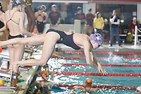2011 Women's Big Ten Swimming & Diving Thurs Prelims (NW)
