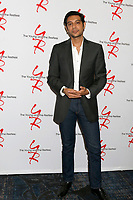 LOS ANGELES - AUG 19:  Abhi Sinha at the Young and Restless Fan Event 2017 at the Marriott Burbank Convention Center on August 19, 2017 in Burbank, CA