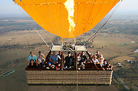 20131110 November 10 Hot Air Balloon Gold Coast
